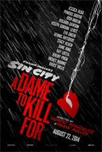 Poster Sin City - Una donna per cui uccidere  n. 1