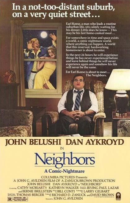 Poster I vicini di casa