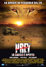 Locandina Prey - La caccia è aperta