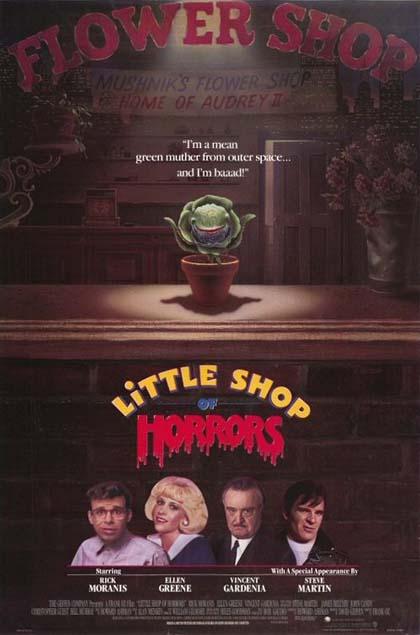 Poster La piccola bottega degli orrori