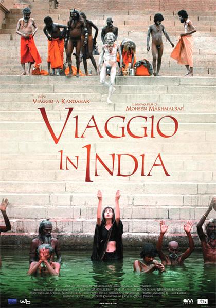 Locandina italiana Viaggio in India