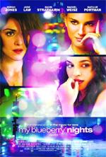 Poster Un bacio romantico - My Blueberry Nights  n. 13