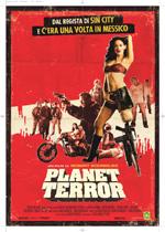 Poster Grindhouse - Planet Terror  n. 0