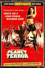 Poster Grindhouse - Planet Terror  n. 10
