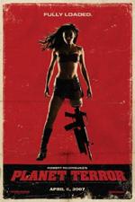 Poster Grindhouse - Planet Terror  n. 15