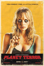 Poster Grindhouse - Planet Terror  n. 19