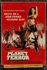 Poster Grindhouse - Planet Terror  n. 7