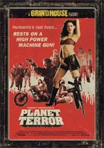 Poster Grindhouse - Planet Terror  n. 8