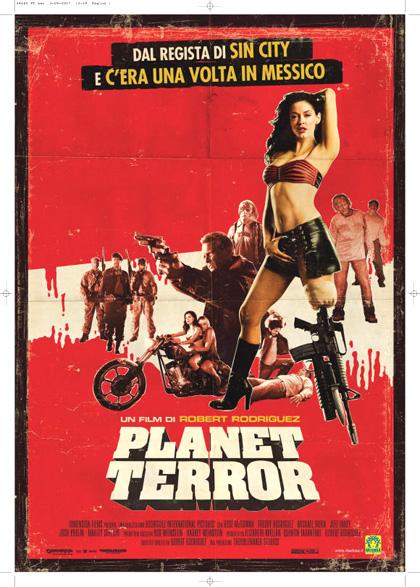 Planet terror rose mcgowan - 5 9