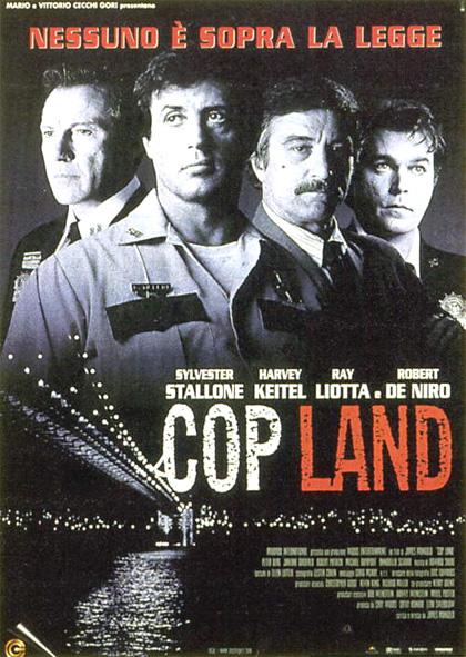 Trailer Cop Land