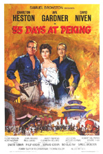 Poster 55 giorni a Pechino  n. 0