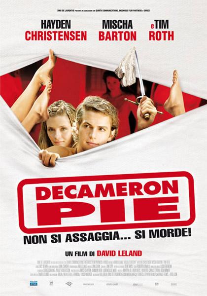 Locandina Decameron Pie