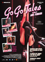 Poster Go Go Tales  n. 0