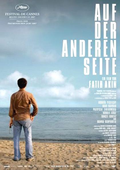 Poster Ai confini del paradiso