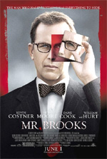 Poster Mr. Brooks  n. 1
