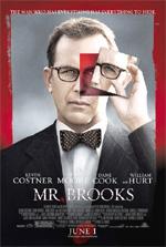 Poster Mr. Brooks  n. 1