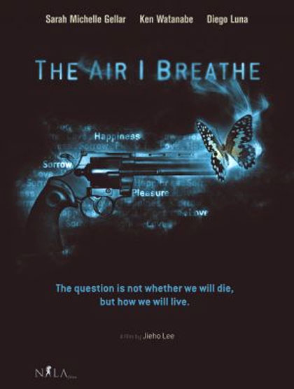 Poster The Air I Breathe