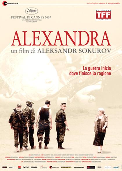 Alexandra (2006) - MYmovies.it
