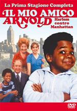 Locandina Il mio amico Arnold