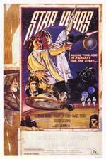 Poster Star Wars: Episodio IV - Una nuova speranza  n. 1