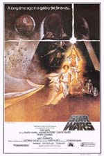 Poster Star Wars: Episodio IV - Una nuova speranza  n. 4