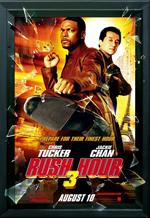 Poster Rush Hour - Missione Parigi  n. 1
