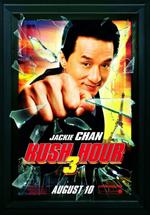 Poster Rush Hour - Missione Parigi  n. 2