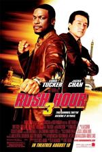 Poster Rush Hour - Missione Parigi  n. 5