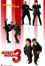 Poster Rush Hour - Missione Parigi  n. 6