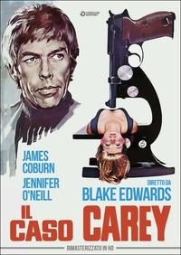 Locandina Il caso Carey