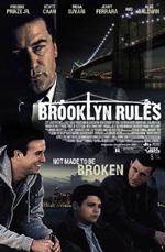 Poster Brooklyn Rules  n. 1