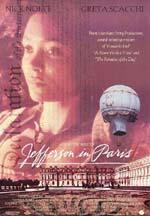 Poster Jefferson in Paris  n. 1