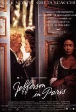 Poster Jefferson in Paris  n. 2