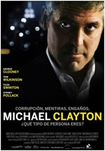 Poster Michael Clayton  n. 4