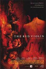 Locandina Il violino rosso
