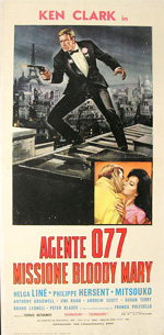 Agente 077 - Missione Bloody Mary