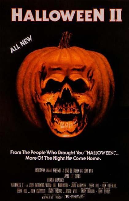 Poster Il signore della morte - Halloween II