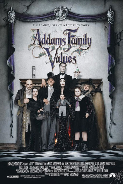 Trailer La famiglia Addams 2