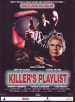 Poster Killer's Playlist - Sulla lista del killer  n. 0