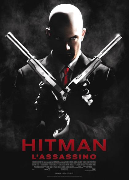 Locandina italiana Hitman - L'assassino