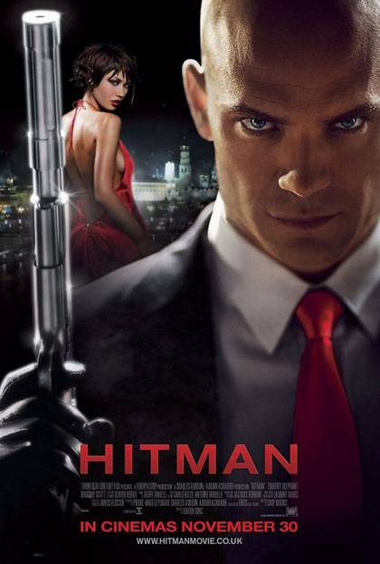 Poster Hitman - L'assassino