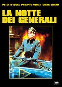 Locandina La notte dei generali
