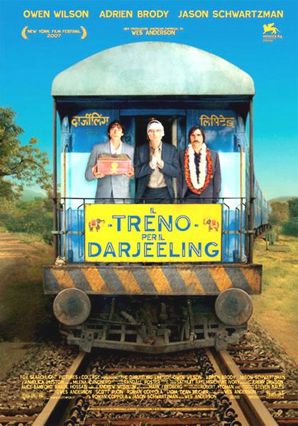 Locandina italiana Il treno per il Darjeeling