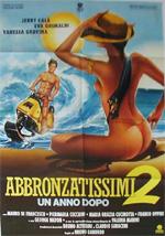 Poster Abbronzatissimi 2 - Un anno dopo  n. 0