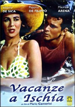 Locandina Vacanze a Ischia