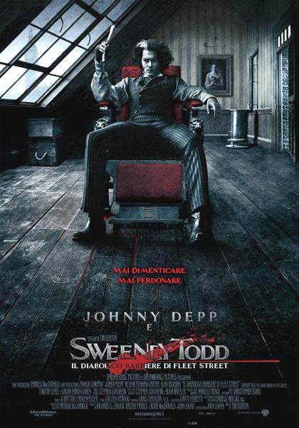 Trailer Sweeney Todd: il diabolico barbiere di Fleet Street