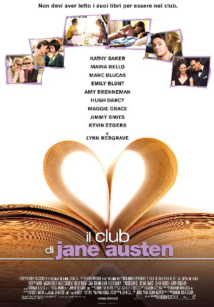 Il Club Di Jane Austen 2007 Mymovies It