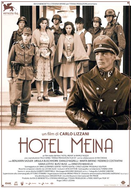 Locandina italiana Hotel Meina