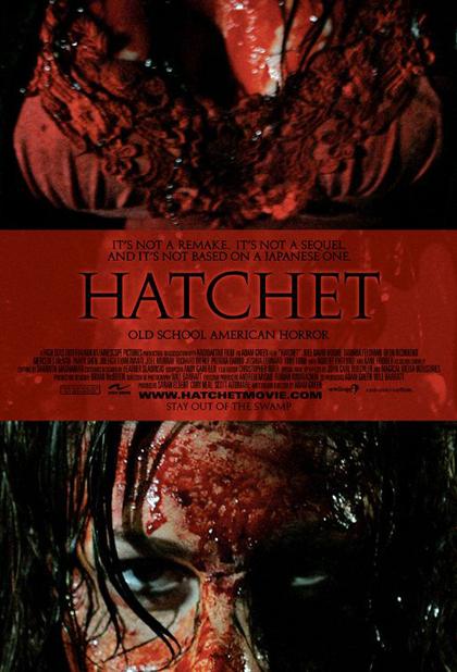 Poster Hatchet