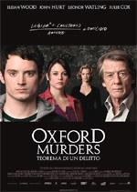 Trailer Oxford Murders - Teorema di un delitto